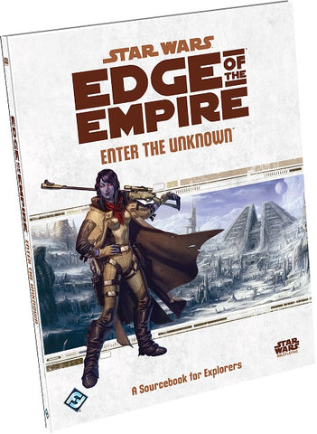 Star Wars: RPG - Edge of the Empire - Supplements - Enter the Unknown