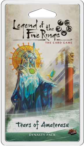 L5R LCG: Expansion 01 - Tears of Amaterasu