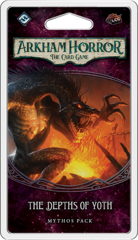 AH LCG: Pack 23 - The Depths of Yoth
