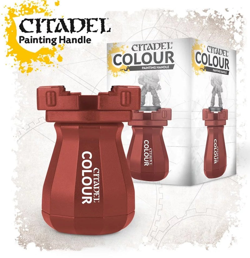 Citadel: Supplies - Painting Handle (Red)