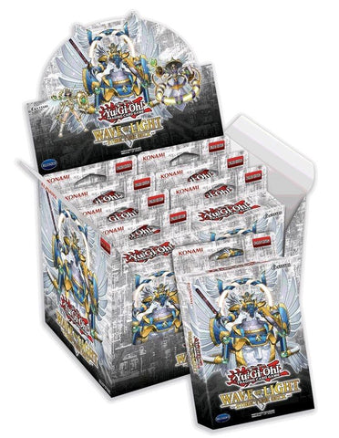 Yu-Gi-Oh! TCG: Structure Deck - Wave of Light (8x Display)