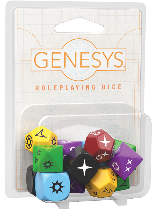 Genesys RPG: Base - Dice Pack
