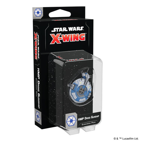 Star Wars: X-Wing (2nd Ed) - HMP Droid Gunship