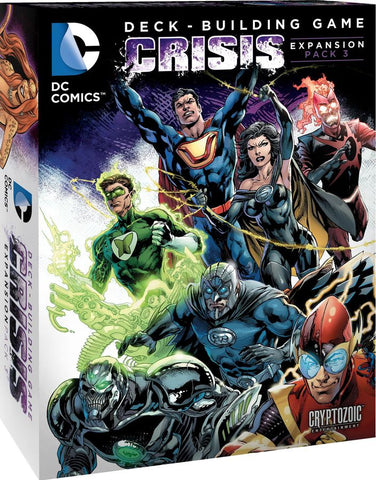 DC Comics DBG - Crisis Expansion 3