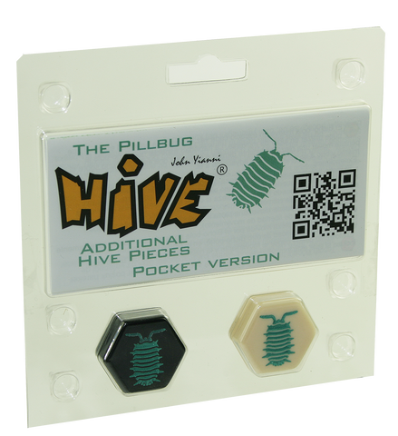 Hive: Pocket - Pillbug