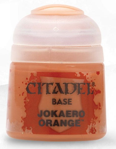 Citadel: Base - Jokaero Orange