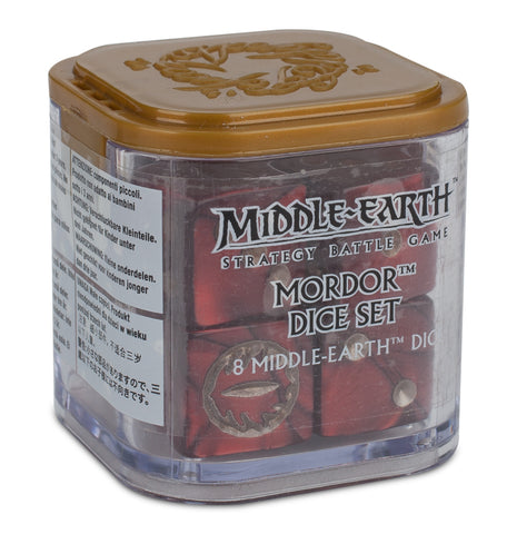Middle Earth: Mordor - Dice Pack
