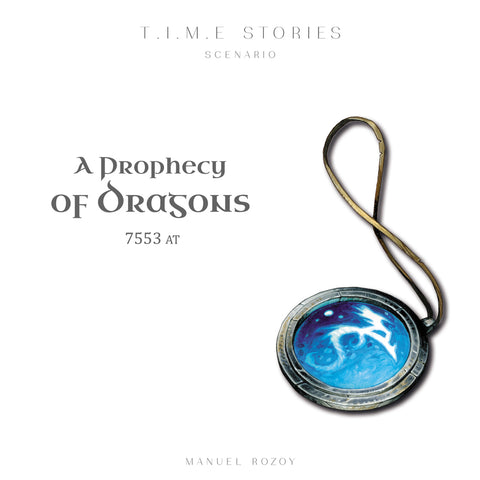 Time Stories: Vol 03 - Prophecy of Dragons Case
