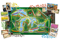 Ticket to Ride: Rails & Sails - Boardgame Space - 4
