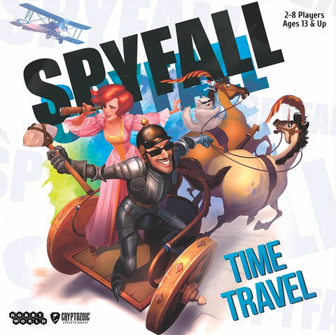 Spyfall: Time Tavel