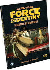 Star Wars: RPG - Force and Destiny - Supplements - Disciples of Harmony
