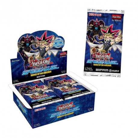 Yu-Gi-Oh! TCG: Speed Duel Trials of the Kingdom Booster (36x Display)