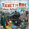 Ticket to Ride: Europe [AR/EN]