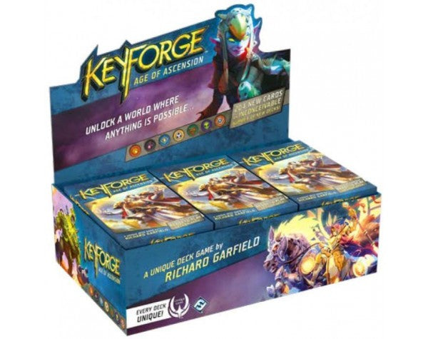 KeyForge: Age of Ascension - Archon Deck (Display)