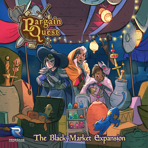 Bargain Quest - Black Market