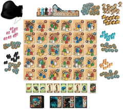 Five Tribes - Boardgame Space - 3