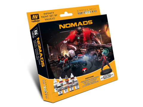 Infinity - Vallejo: Model Colour Paints - Nomads