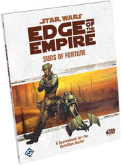 Star Wars: RPG - Edge of the Empire - Supplements - Suns of Fortune
