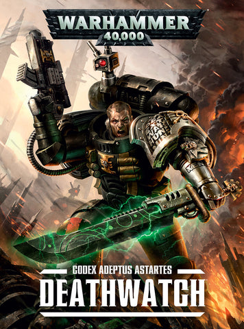 WH 40K: Deathwatch Codex