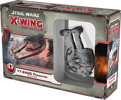 Star Wars: X-Wing - YT-2400 Freighter (Rebel)