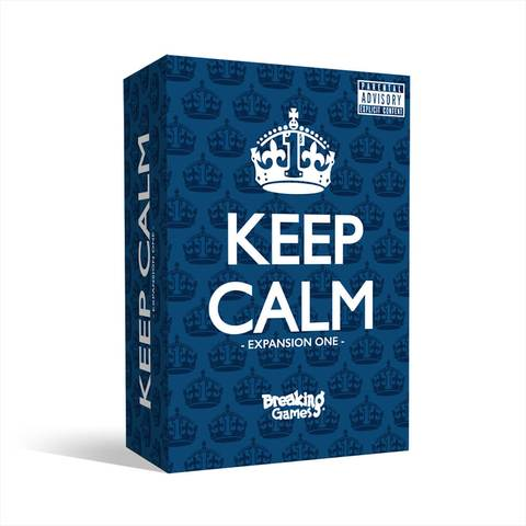 Keep Calm - Expansion 01