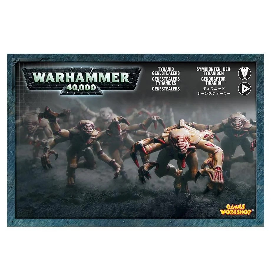 WH 40K: Tyranids - Genestealers