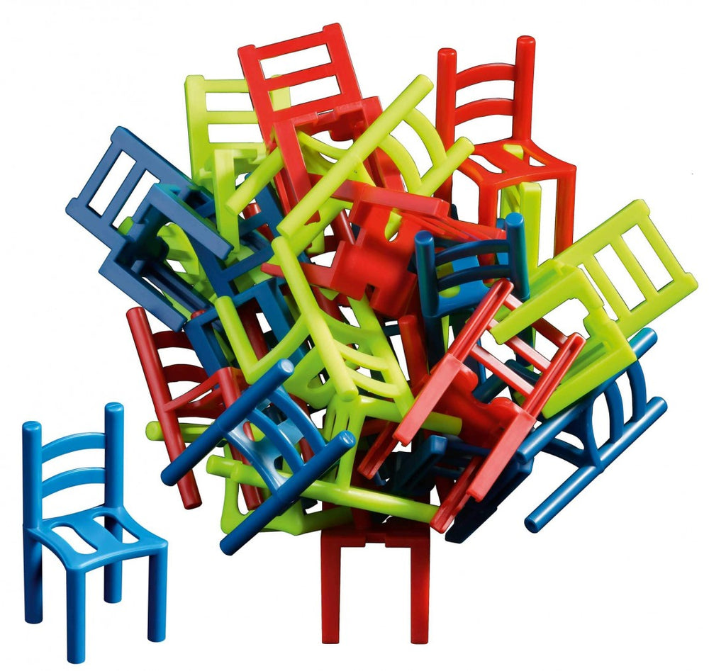 Stack the Chairs