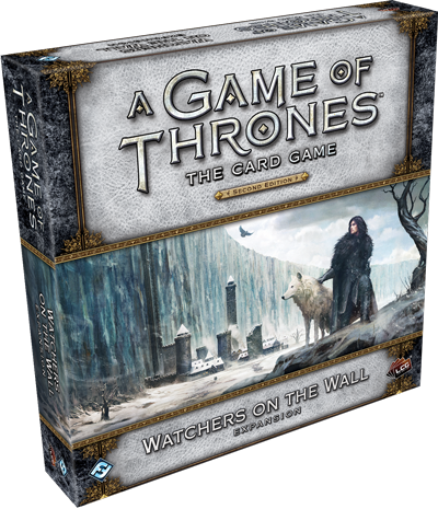 GOT LCG (2nd Ed): Expansion 21 - The Watchers on the Wall Deluxe