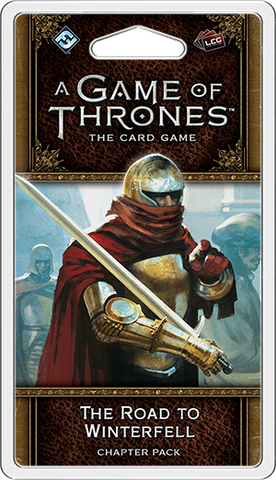 GOT LCG (2nd Ed): Pack 02 - The Road to Winterfell