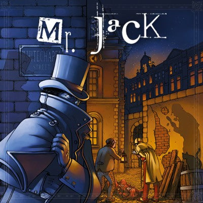 Mr. Jack (Revised Ed.)
