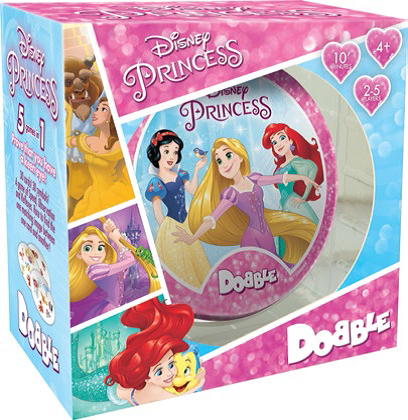 Dobble: Disney Princess