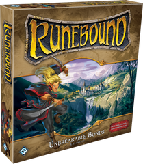 Runebound (3rd Ed): Vol 05 - Unbreakable Bonds