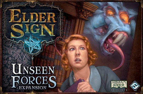 Elder Sign - Vol 01: Unseen Forces