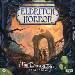 Eldritch Horror - Exp 06: The Dreamlands