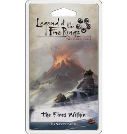 L5R LCG: Expansion 10 - The Fires Within