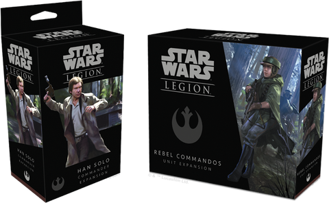 Star Wars: Legion - Han Solo (Rebels)