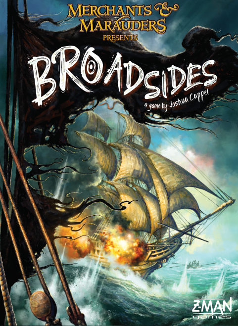 Merchants & Marauders - Broadsides!
