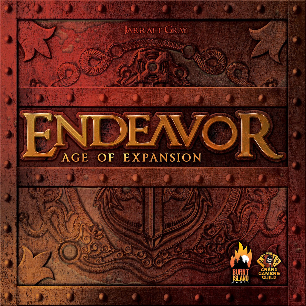 Endeavor: Age of Sail - Age of Expansion