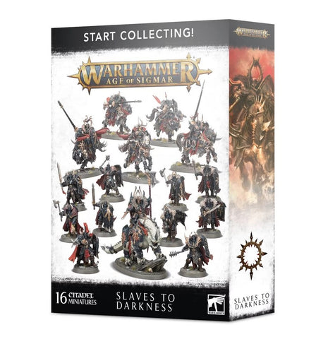 Warhammer Age of Sigmar: Start Collecting! - Slaves to Darkness