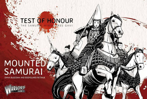 Test of Honour - Mounted Samurai