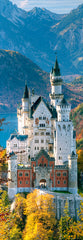 Jigsaw Puzzle: HEYE - Neuschwanstein (1000 Pieces)