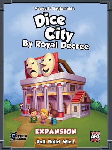 Dice City - By Royal Decree
