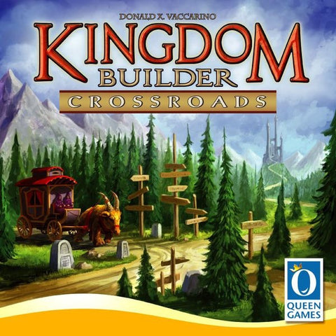 Kingdom Builder - Exp 02: Crossroads