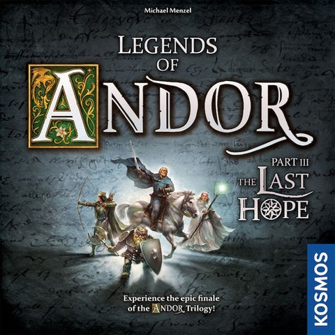 Legends of Andor - The Last Hope