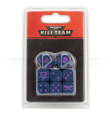 WH 40K: Kill Team - Tyranids Dice Set