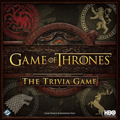 Game of Thrones: Trivia Game  (HBO)