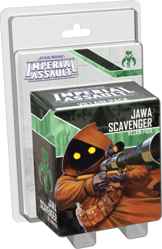 Star Wars: Imperial Assault - Jawa Scavenger (Villan)
