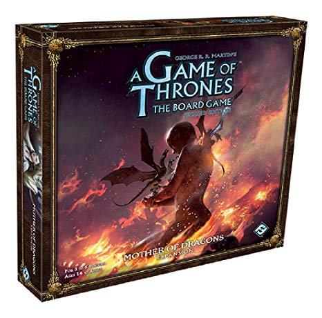 Game of Thrones: The Board Game (2nd Ed) - Mother of Dragons