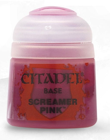 Citadel: Base - Screamer Pink