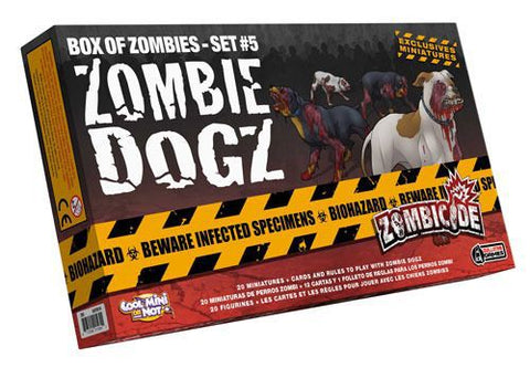 Zombicide - Zombie Dogs